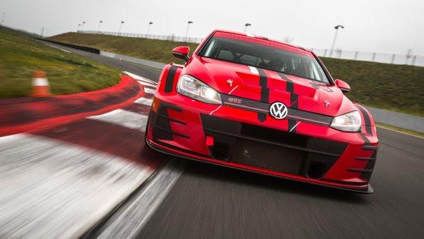 Nog scherper: Volkswagen Golf GTI TCR