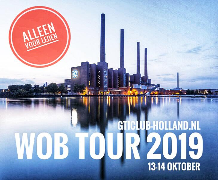 WOB tour GTI Club Holland